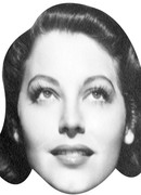 Ava Gardner Celebrity Face Mask