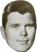 Barry Nelson James Bond Celebrity Face Mask
