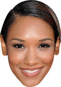 Candice Patton MH 2017celebrity Face Mask