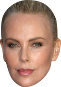 Charlize Theron (3) Celebrity Face Mask