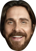 Christian Bale MH 2017 Celebrity Face Mask