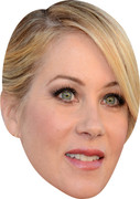 Christina Applegate MH 2017 Celebrity Face Mask