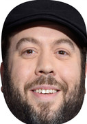 Dan Fogler MH 2017 Celebrity Face Mask