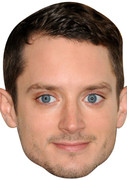 Elijah Wood Celebrity Face Mask