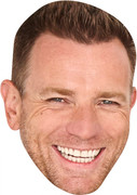 Ewan Mcgregor MH 2017 Celebrity Face Mask