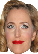 Gillian Anderson MH Celebrity Face Mask