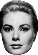 Grace Kelly MH 2017 Celebrity Face Mask