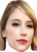 Haley Bennett MH 2017 Celebrity Face Mask
