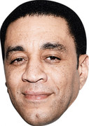 Harry Lennix MH 2017 Celebrity Face Mask