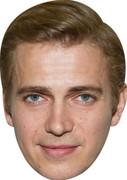 Hayden Christianson Celebrity Face Mask