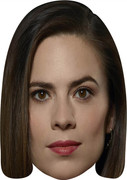 Hayley Atwell MH 2017 Celebrity Face Mask
