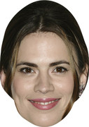 Hayley Atwell MH (2) 2017 Celebrity Face Mask