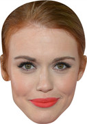 Holland Roden MH (2) 2017 Celebrity Face Mask