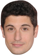 Jason Biggs  Jim (American Pie) Celebrity Face Mask