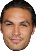 Jason Momoa Celebrity Face Mask
