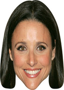 Julia Louis Dreyfus Celebrity Face Mask