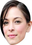 Kristin Kreuk MH 2017 Celebrity Face Mask