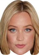 Laura Whitmore MH 2017 Celebrity Face Mask