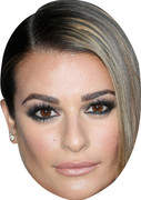 Lea Michele (2) Celebrity Face Mask