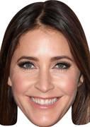 Lisa Snowdon MH 2017 Celebrity Face Mask