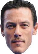Luke Evans MH 2017 Celebrity Face Mask