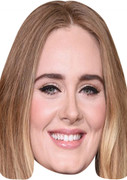 Adele 2 MH 2017 - MUSIC Celebrity Face Mask