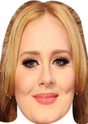 Adele MH 2017  Music Celebrity Face Mask