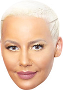 Amber Rose MH  2017 - MUSIC Celebrity Face Mask