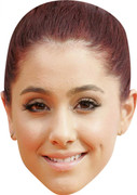 Ariana Grande MH 2017  Music Celebrity Face Mask