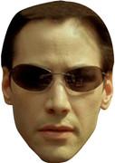 Neo  Matrix Celebrity Face Mask