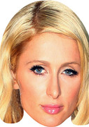 Paris Hilton MH 2017 Celebrity Face Mask