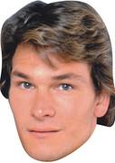 Patrick Swayze (2) Celebrity Face Mask