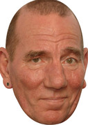 Pete Postlethwaite Celebrity Face Mask