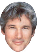 richard-gere 2017 Celebrity Face Mask