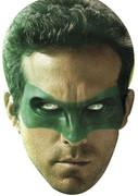 Ryan Reynolds  Green Lantern Celebrity Face Mask