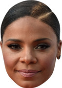 Sanaa Lathan Naacp MH 2017 Celebrity Face Mask