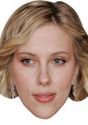 Scarlette Johanson (2) Celebrity Face Mask