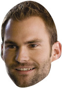 Sean William Scott  Stiffler (American Pie) Celebrity Face Mask