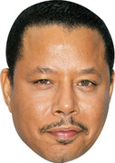 terrence howard MH 2017 Celebrity Face Mask