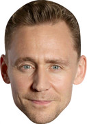 Tom Hiddlestone MH 2017 Celebrity Face Mask