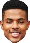 Trevor Jackson MH 2017 Celebrity Face Mask