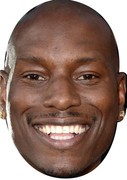 Tyrese Gibson Fast & Furious Celebrity Face Mask
