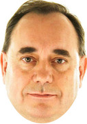 Alex Salmond NEW  2017 Face Mask