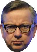 Michael Gove - Politican NEW  2017 Face Mask