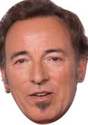 Bruce Springstein  Music Celebrity Face Mask