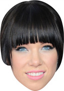 Carly Rea MH 2017  Music Celebrity Face Mask