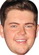 Craig Colton  Music Celebrity Face Mask