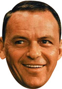 Frank Sinatra New  Music Celebrity Face Mask