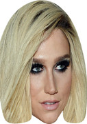 Kesha Sebert MH (3) 2017  Music Celebrity Face Mask