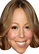 Mariah.Carey  Music Celebrity Face Mask